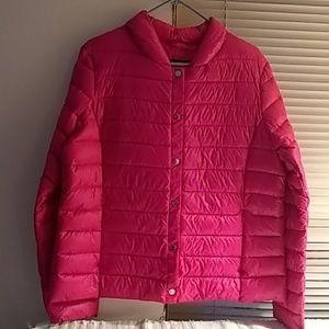 Via Spiga packable down jacket